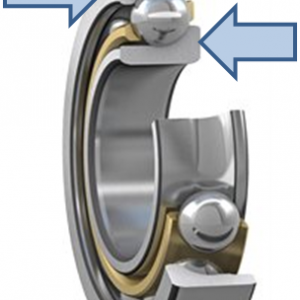 Robust Live Center Bearing