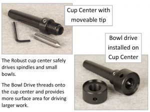 Cup Center w/Bowl Drive Set