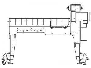 S16 Caster Set