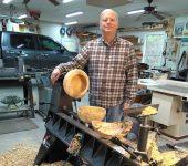 Chuck Gilbert's new Robust Lathe