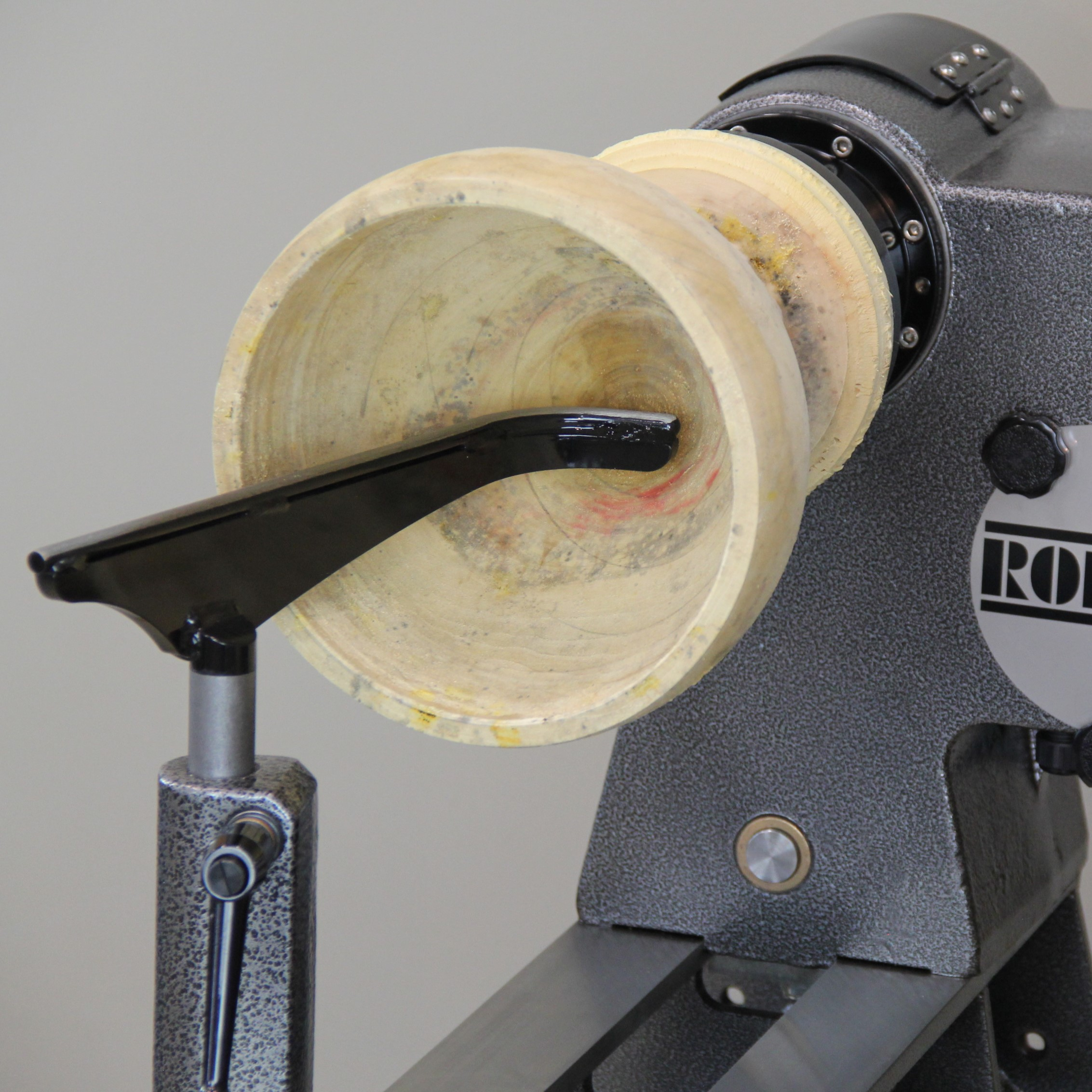 C 25MM Tool Rest Lathe Woodworking Special-Shaped Lathe Curved Woodturning Tools